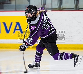 CWHL, Canadian, Womens, Hockey, League, Markin, McPhail, Centre, Calgary, Inferno, Montreal, Les Canadiennes,